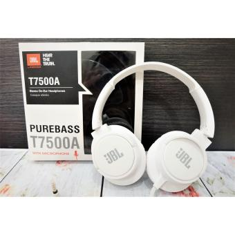 Harga Pure Bass T7500A JBL Headphones
