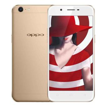 Harga OPPO A39 Smartphone - Gold [32GB/3 GB]