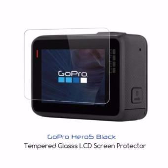 Harga Tempered Glass LCD Screen Protector For GoPro Hero 5 Black Anti Gores GoPro Hero5