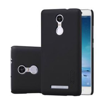 Nillkin Frosted Shield Case Xiao Mi Redmi Note 3 - Hitam