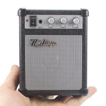 Harga Portable Speaker MyAmp Classic Amplifier - Hitam