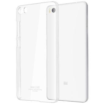 IMAK Xiaomi Mi5 Hardcase Bening Premium - Transparan