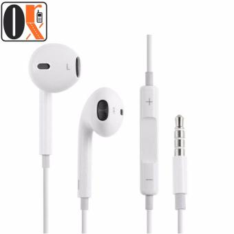 Harga Apple Earphone / Headset / Handsfree iPhone 5/5c/5s Original