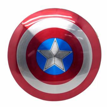 Detail Gambar Power Bank Perisai Captain America 2 Port 6800mAh Terbaru