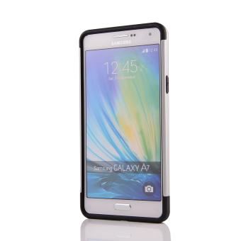 Baja untuk kasus Samsung Galaxy A5 2015 hibrida sulit kasar anti gores lapis .