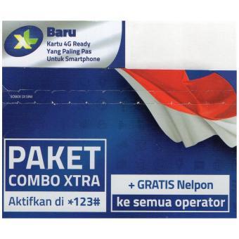 NOMOR CANTIK XL 4G 10 DIGIT PRABAYAR 0818 212 817