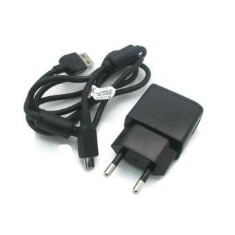 Kabel USB Adaptor Charger magnetic untuk pengisian Sony Xperia Z3 L55 Hitam Sony .
