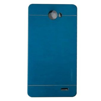 Harga Motomo For Infinix Hot Note 2 X600 Hardcase Backcase - Biru