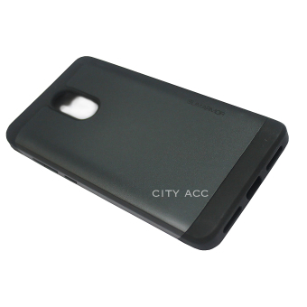 ... Back Case For Xiaomi Redmi Pro Slim Armor Series Hitam 3