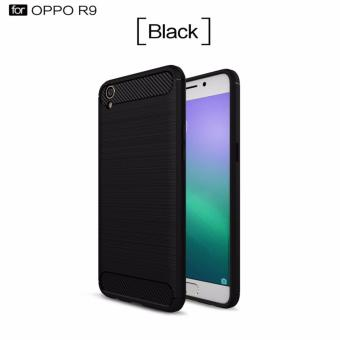 For OPPO F1 Plus R9 Rugged Armor Phone Cover Case(Black) - intl