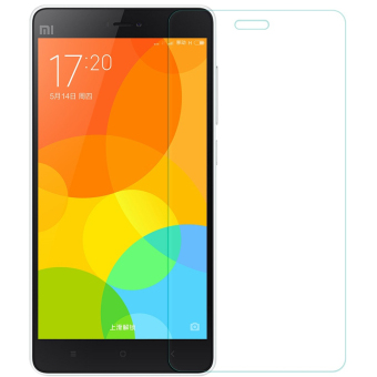Harga Accessories Hp Tempered Glass Screen Protector HD Crystal for Xiaomi Mi4i