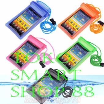 Harga Smart Universal Waterproof Pouch Bag Smartphone Random Color