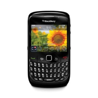 Harga Blackberry 8520 Gemini Black