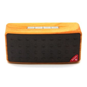 Harga Generic Portable Speaker Bluetooth Nano N-3 Coklat