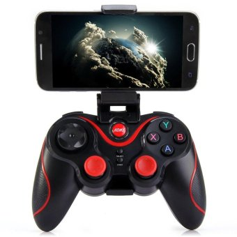 Harga GEN GAME S3 Wireless Bluetooth 3.0 Gamepad Joystick for PC Android Smartphone - intl