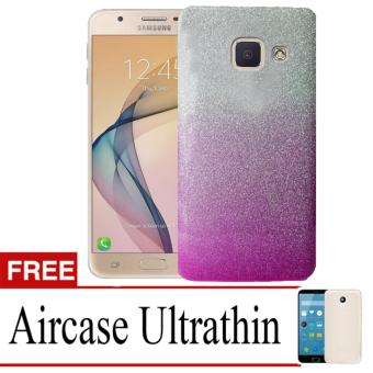 Harga Case Soft Embros 2Tone For SAMSUNG GALAXY J7 PRIME + Free Ultrathin - Pink