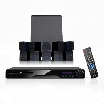 Harga Roadmaster DVD Home Theater 5.1-Channel HT-2014M - Hitam