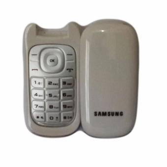 Harga Casing Full Cover Samsung Caramel E1272 Full Set - OFF White