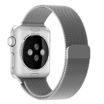 GAKTAI Replacement Sport Silicone Bracelet Band Strap For Apple Watch iwatch 42MM - Purple - intl
