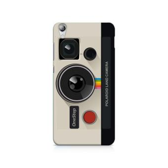 Harga Premium Case Retro Polaroid Camera Lenovo S850 Hard Case Cover