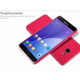 Nillkin Samsung Galaxy S8 Frosted Shield Hard Case (Black) FREE Screen .