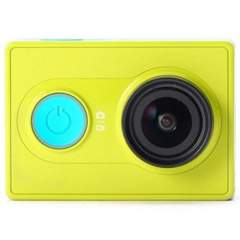 Harga Xiaomi Yi Action Camera - 16 MP - Hijau