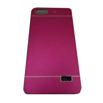 Harga Motomo Huawei Honor 4C / Gplay Mini Metal Hardcase / Metal Backcover / Hardcase Backcase / Metal Case - Pink