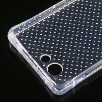 Case ponsel tahan guncangan kasus telepon penutup telepon jelas anti-jatuh handphone .