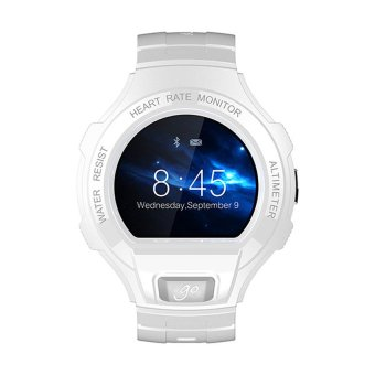 Harga Alcatel Smartwatch OneTouch Go Watch - Putih