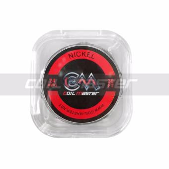 Harga Coil Master Nickel Wire 24 awg 30 ft AUTHENTIC Kawat Coil Vape Nikel