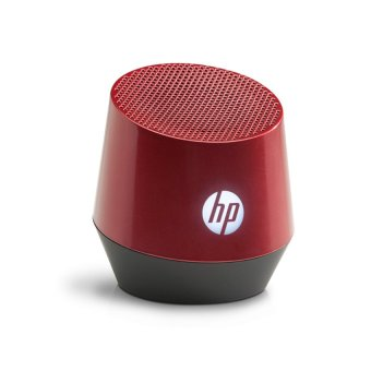 Harga HP Mini Portable Speaker S4000 - Merah