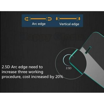 Anti Gores Kaca for Samsung Galaxy A9 Pro Premium Tempered Glass Clear 3 .