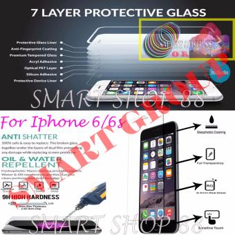 Harga Smart Tempered Glass for Apple Iphone 6,6s with Bundle Picks