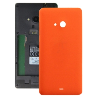 Harga Battery Back Cover Replacement for Microsoft Lumia 535(Orange)