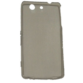 Harga Emco for Sony Xperia Z3 Mini Executive Premium Max MR OEM Back Side Cover Bumper Case - Abu-abu