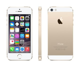 Harga iPhone 5s - 64GB - Gold