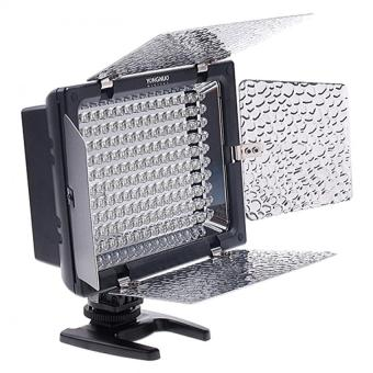 Harga Yongnuo YN-160II YN160II LED Camera Video Light for Canon Nikon Samsung Olympus JVC Pentax DSLR Camera DV en Camcorder