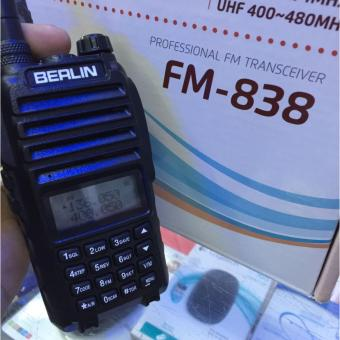 Harga Radio Handy Talky Berlin 838 Dual Band