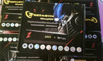 Harga Receiver Getmecom HD 009 New Z Azply AVS+