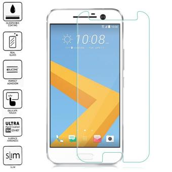 Harga 9H+ Premium Tempered Glass Screen Protector Guard Film for HTC 10 evo - intl