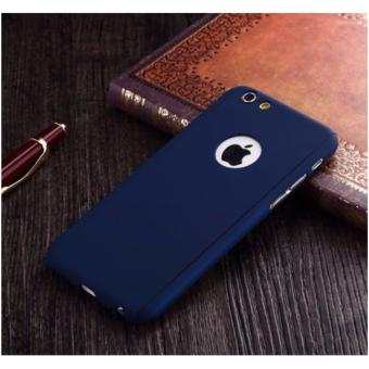 ... Plus Tanpa Lubang Source · Free Tempered Glass Images Gallery Hardcase Case 360 Iphone 6 6s Casing Full Body Cover Biru