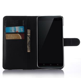 Tpu Case Penutup Untuk Lenovo K4 Dicatat Panda International Source Dompet kulit lipat penutup untuk