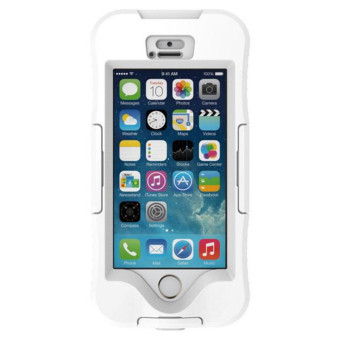 Harga Life Water Proof Case Shockproof Dirt Proof Phone Case for iPhone 5/5S (White) - intl