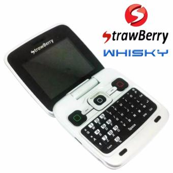 Harga Strawberry ST99 Whisky Flip Mode Dual GSM