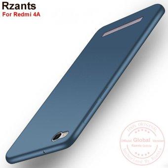 Rzants For Xiaomi Redmi 4A Ultra-thin Soft Back Case Cover - intl