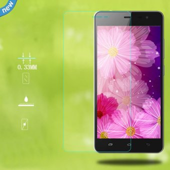 Gambar Produk Ultra Thin 0.33mm 2.5D Tempered Glass Screen Film Protector Anti Blue Light