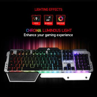 Harga Fantech Keyboard Semi Mechanical K710
