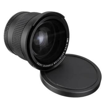 Xcsource Lf414 52 Mm 2 Kap Lensa Cap Kain Untuk Nikon Source 0 .