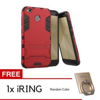 Beli Headset Xiaomi Redmi 3 Store Marwanto606 Source · ProCase Kickstand Hybrid Armor Iron Man PC TPU Back Cover Case for Xiaomi