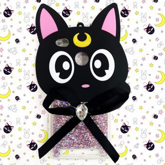 Harga Intristore Sailormoon Cat Sillicon Phone Case Xiaomi Redmi 3s